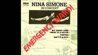 Nina Simone - Emergency Ward! (1972) FULL ALBUM