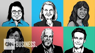 Meet the CNN Business Risk Takers of 2019