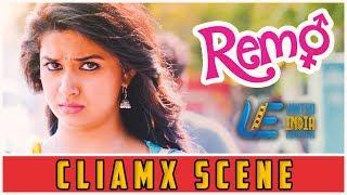 Remo -  Climax Scene | Sivakarthikeyan | Keerthy Suresh | Anirudh Ravichander | Tamil Latest Movie