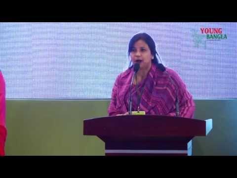 Jubilant Speech from  Tarana Halim, MP