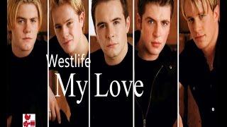 เพลงสากลแปลไทย #189# My Love - Westlife (Lyrics & Thai Subtitle)