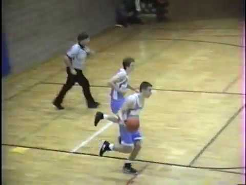 Mary Immaculate Academy (New Britain CT) vs Pioneer Valley Christian (Springfield MA) 1992 - Part 2