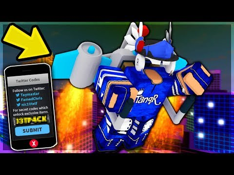 *NEW* FREE JETPACK UPDATE, NEW CODES & MORE!   MAD CITY (ROBLOX)