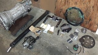 2Jz Cd009 Adapter Kit
