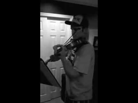 David Lyon-Phantom of the Opera Electric Violin Remix