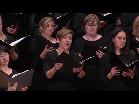 Cleveland Chamber Choir - Loch Lochmond, Jonathan Quick