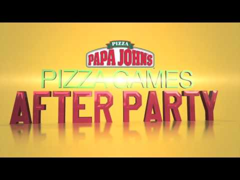 Papa John's Global Pizza Games 2016