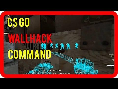 cs go sv_cheats wallhack command