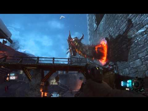 Call of Duty: Black Ops 3 Zombies Gameplay