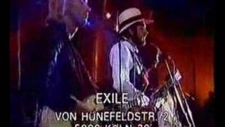 Exile - You Thrill Me (Live)