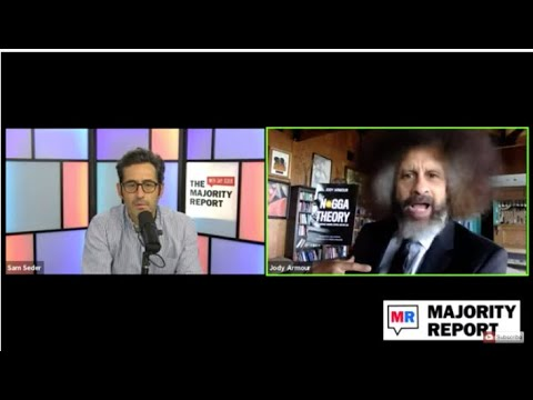 N*gga Theory: Race, Language, Unequal Justice, & Law w/ Jody Armour  - MR Live - 9/21/20
