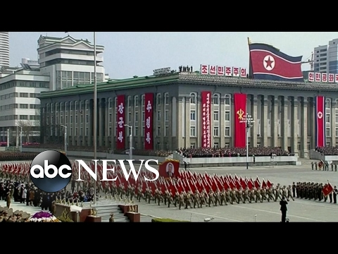 Thumbnail: North Korea shows military muscle at parade celebrating the country's late founder