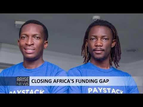 Closing Africa's Funding Gap - Cole Segun