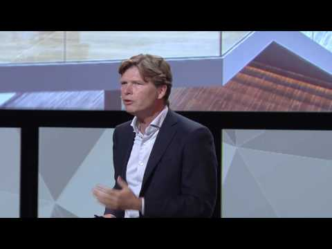 Smart cities: How technology will change our buildings | Coen van Oostrom | TEDxBerlin