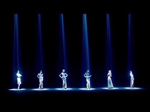 T-ARA - 8th Single 「NUMBER NINE ( Japanese ver.)」 Music Video