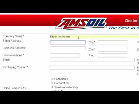Don't let potential business walk away - AMSOIL Commercial Accounts
