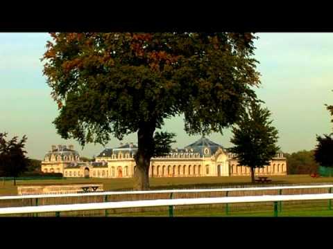 Domaine de Chantilly / Domain of Chantilly / présentation générale / general presentation