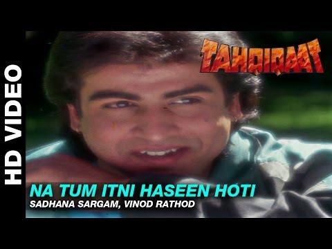Na Tum Itni Haseen Hoti - Tahqiqaat | Sadhana Sargam, Vinod Rathod | Jeetendra & Sangeeta Bijlani thumbnail
