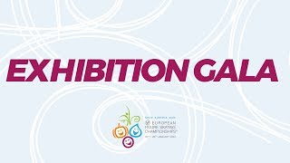 Exhibition Gala | ISU European Figure Skating Championships | #EuroFigure