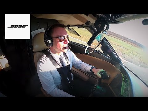 Bose | Aerobatics pilot Frank van Houten prefers Bose Aviation headsets