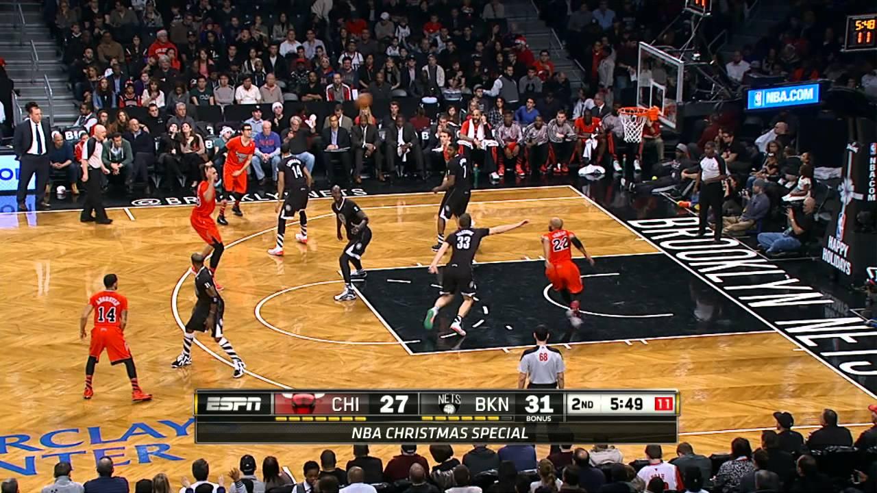 NBA Christmas Day Top 10 Plays Ladder - 6:00 EST   Doovi