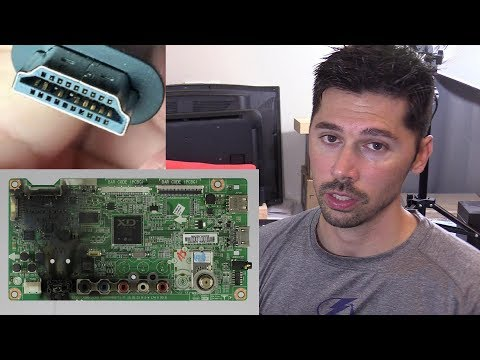 LED LCD TV REPAIR GUIDE FOR FIXING COMMON TV PROBLEMS WITHOUT A MULTIMETER !!!