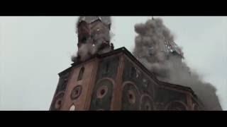 Землетрясение: закрытый показ в Москве