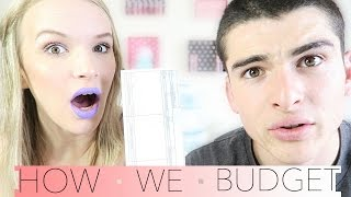 TEEN PARENTS: HOW WE BUDGET ♡