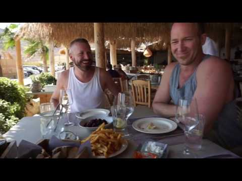 Mykonos Beach Food 2016 / Greece Travel Vlog #22 / The Way We Saw It