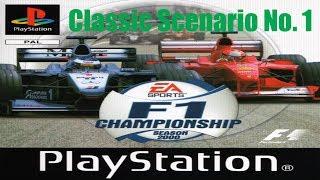 F1 Championship Season 2000 Scenario No. 1