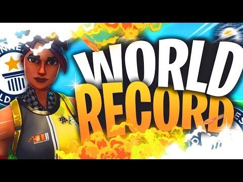 Reaccionado Al World Record De Los Combinados (FORTNITE) (Suezhoo)