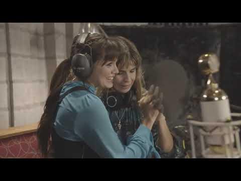 Natalie Perez – Pegaditos Letra ft Fabiana Cantilo