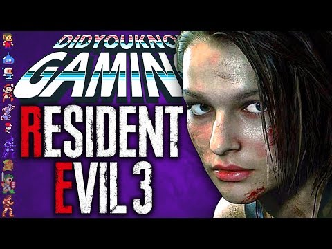 Resident Evil 3 - Did You Know Gaming? Feat. Remix