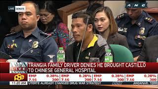 Trangia driver denies bringing Atio to hospital