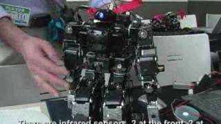 Robot Fight Club
