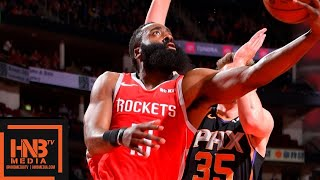 Houston Rockets vs Phoenix Suns Full Game Highlights | April 7, 2018-19 NBA Season