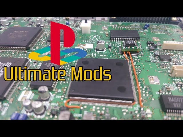 PS1 Mods That Youve Never Seen Before!