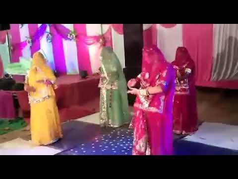 CHOTYA THARA BYAV ME - RAJPUTI BAISA WEDDING DANCE ||