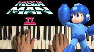 How To Play - Mega Man 2 - Title Theme (PIANO TUTORIAL LESSON)