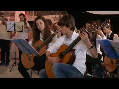 Festa della Musica Attiva 2016 - Scuole Medie ad Indirizzo Musicale