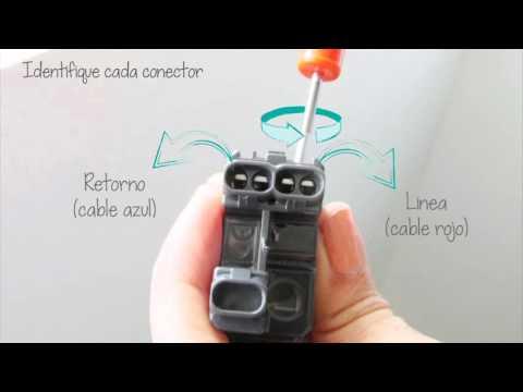 Bticino instalaci n de interruptor youtube - Como instalar lamparas led ...