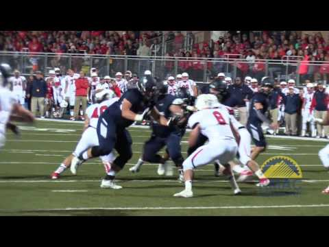 #RMACfb16 CSU-Pueblo vs. Colorado Mines Highlights