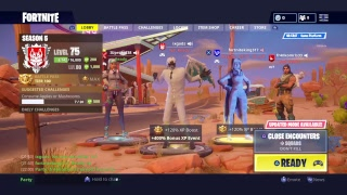 Chill live stream play with subs] Live fornite