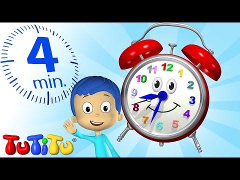 TuTiTu Specials   Clock   Toys and Songs for Children