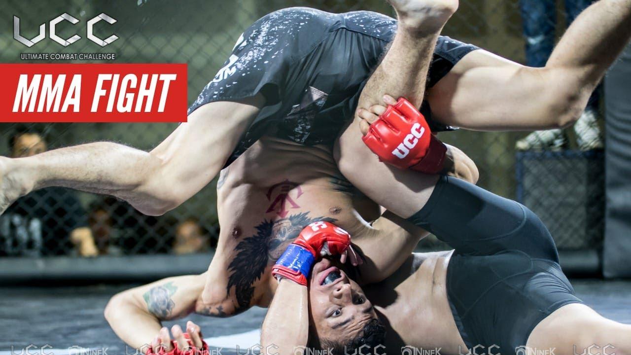 "MMA - Combate Roberto ""Johny Cage"" Luna vs Louis Jimenez - complete fight - Free - UCCLATAM - 2019"
