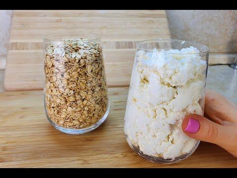 БЕЗ МУКИ! Творожные кексы Простой и Вкусный завтрак для похудения /как похудеть мария мироневич