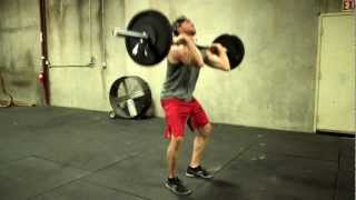 Squat Thrusters - How To Demonstration