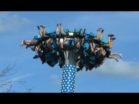 Coney Clips (with POV) - Coney Island, Cincinnati, Ohio