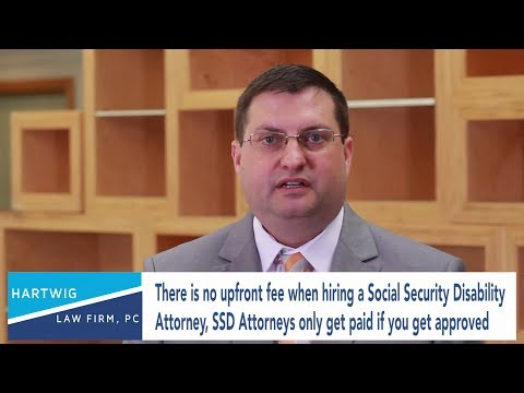 Social Security's Rules For Attorneys' Fees & How Disability