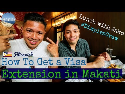 HOW TO GET A VISA EXTENSION IN THE PHILIPPINES | MANILA TRAVEL GUIDE